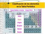 clasificaci n de los elementos en la tabla peri dica18