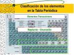 clasificaci n de los elementos en la tabla peri dica21