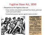 fugitive slave act 18507