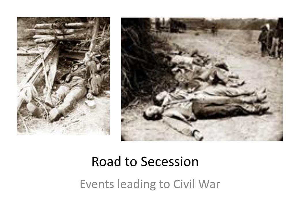 road to secession