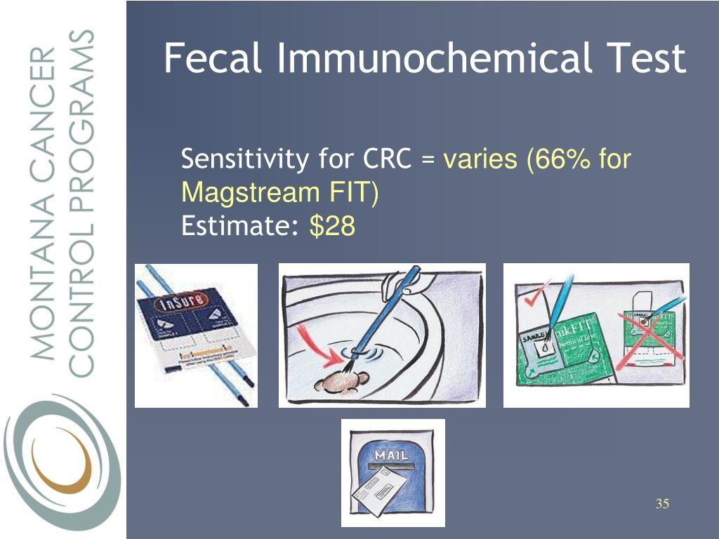 Fecal Immunochemical Test