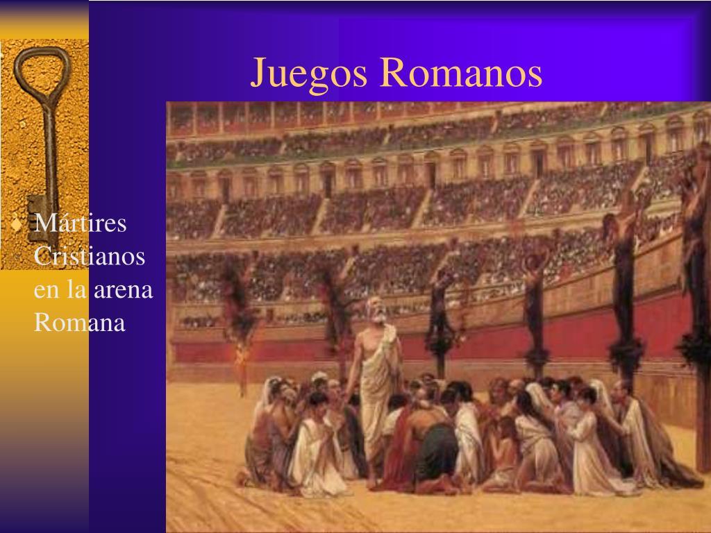 Juegos Romanos