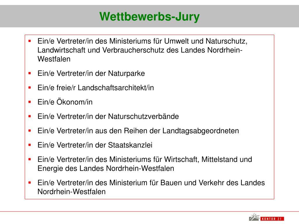 Wettbewerbs-Jury