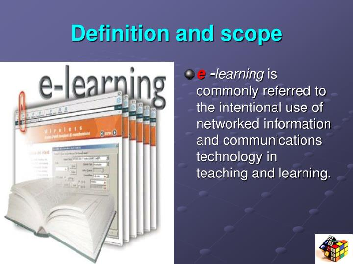 Definition and scope