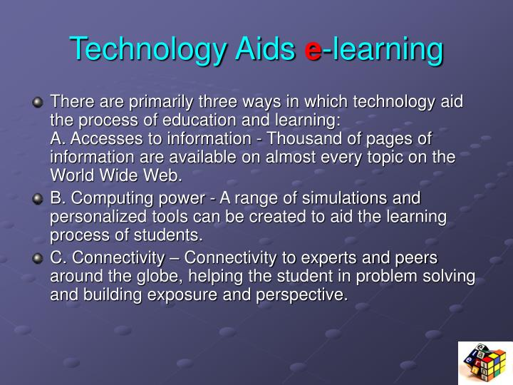 Technology Aids