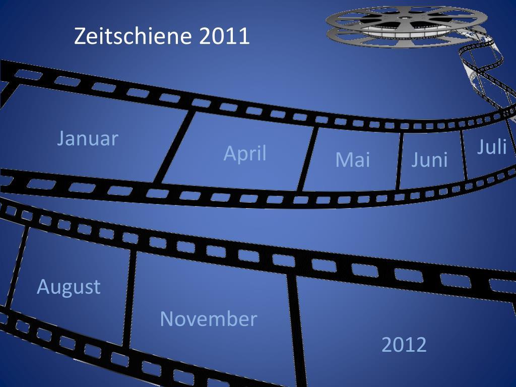 Zeitschiene 2011