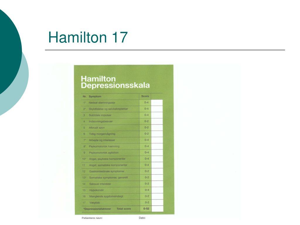Hamilton 17