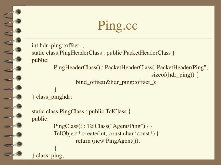 Ping.cc