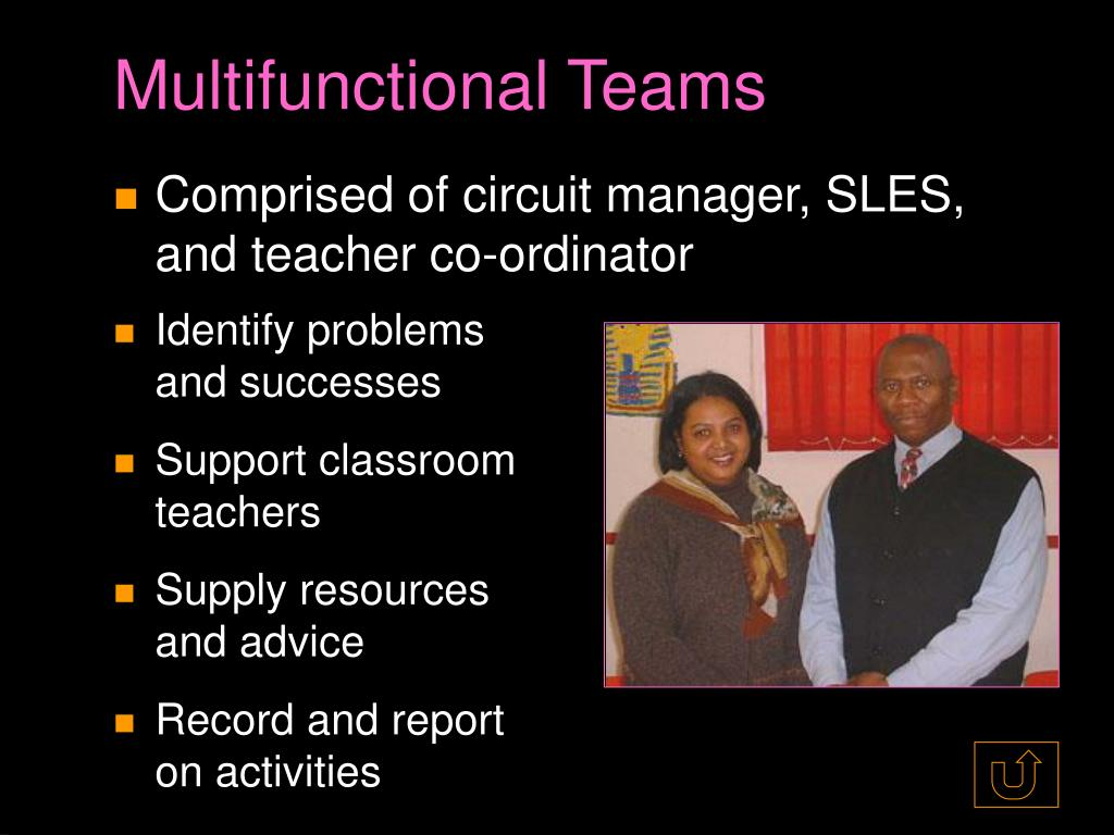 Multifunctional Teams