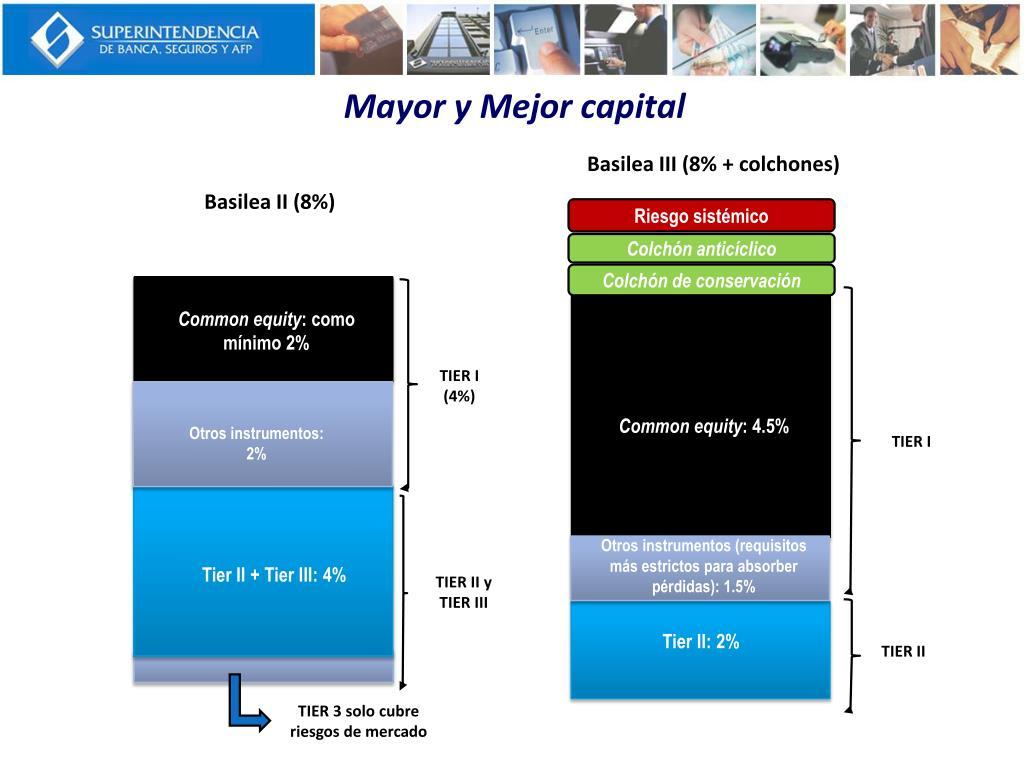 Mayor y Mejor capital