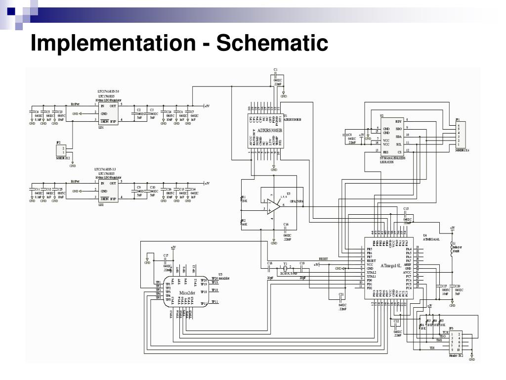 Implementation - Schematic