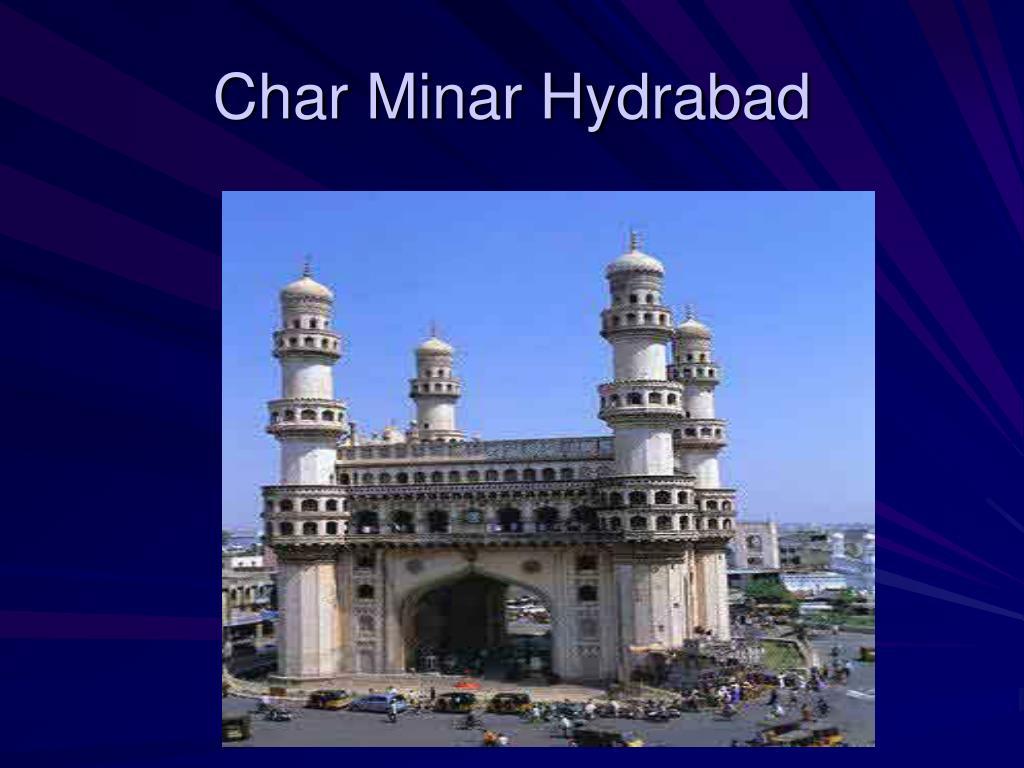 Char Minar Hydrabad