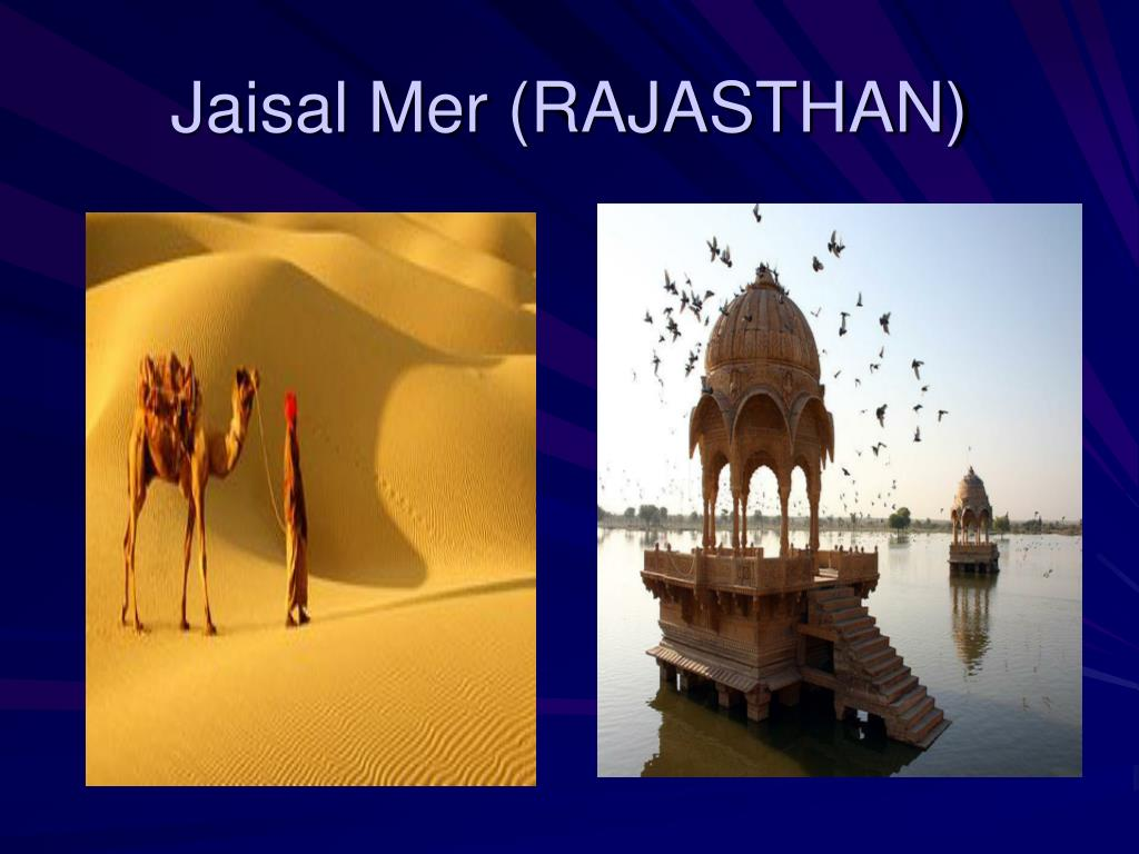 Jaisal Mer (RAJASTHAN)