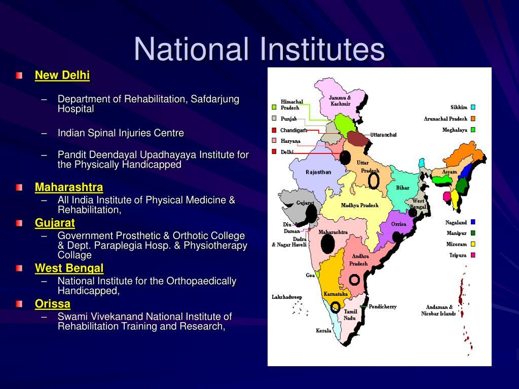 National Institutes