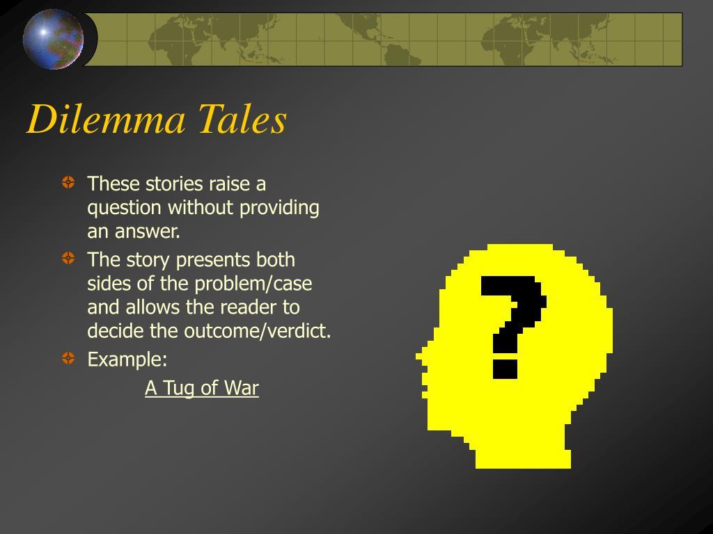 Dilemma Tales