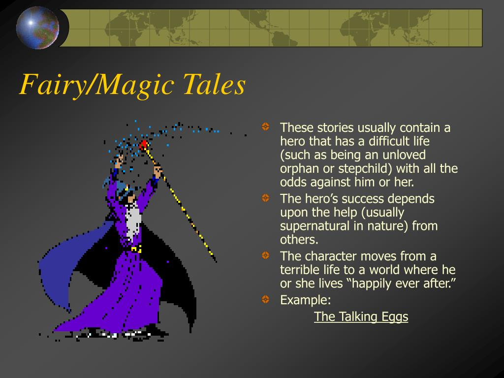 Fairy/Magic Tales