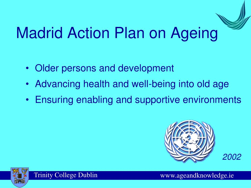 Madrid Action Plan on Ageing