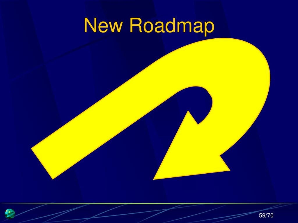 New Roadmap