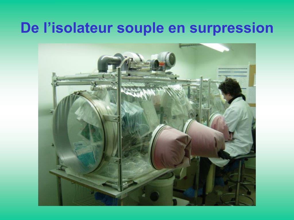 PPT - Intérêt de la préparation des cytotoxiques dans les