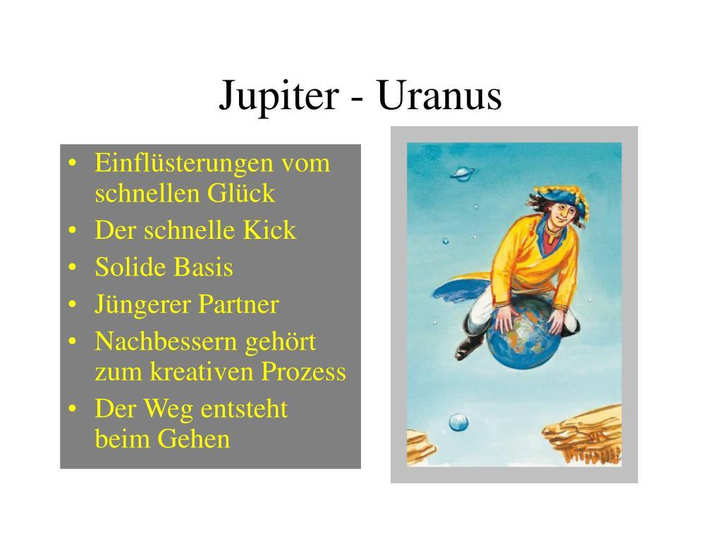 Jupiter - Uranus