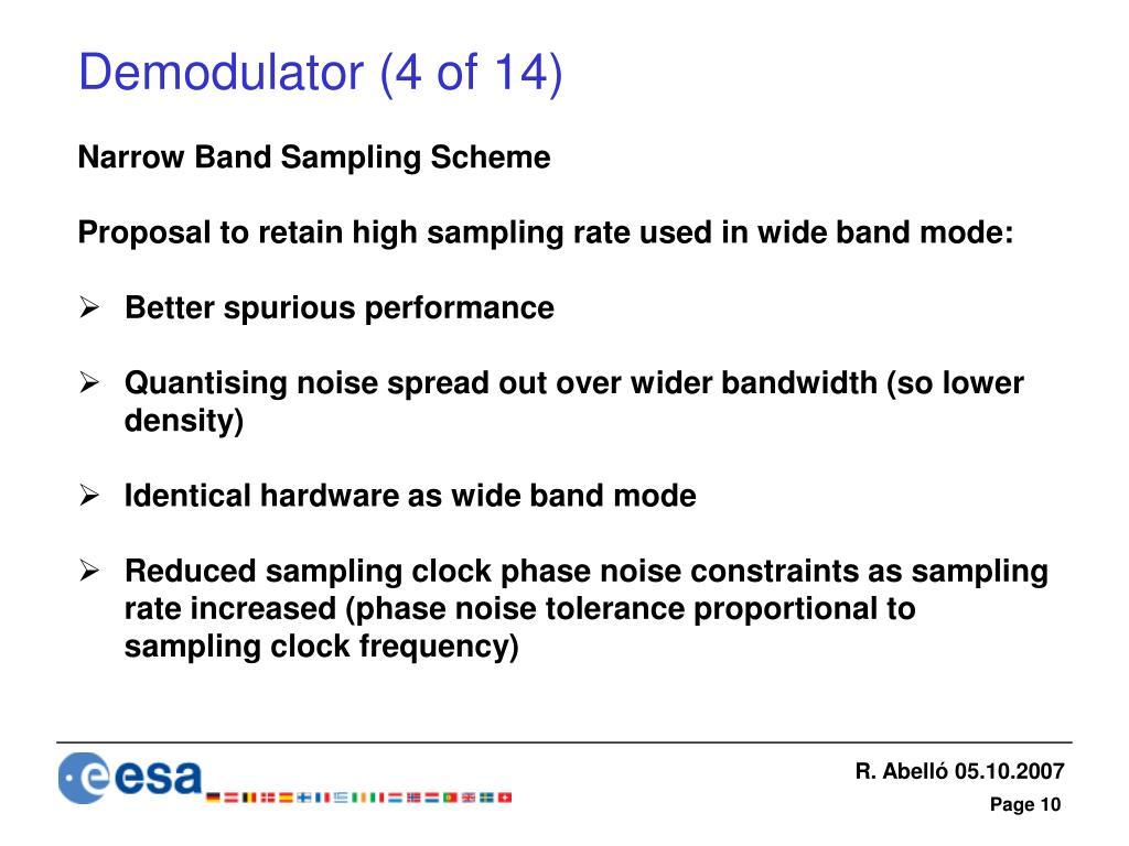Demodulator (4 of 14)