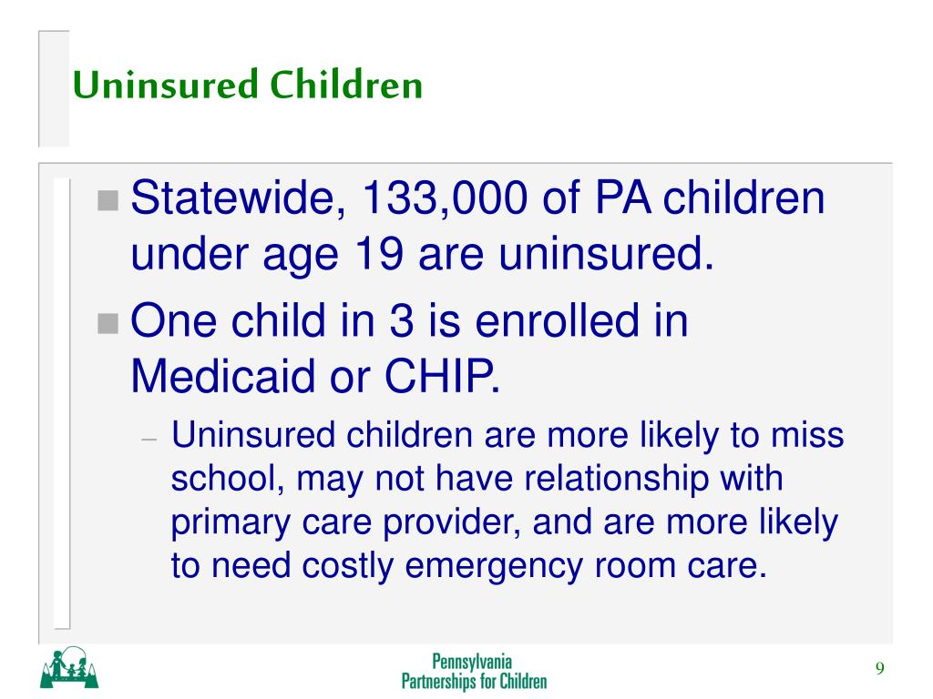 Uninsured Children