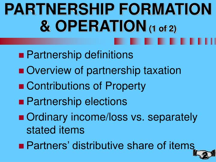 Partnership formation operation 1 of 2 l.jpg