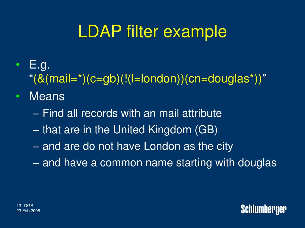 DirectorySearcher.Filter Property (System ...