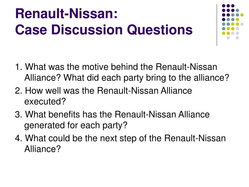Renault-Nissan:
