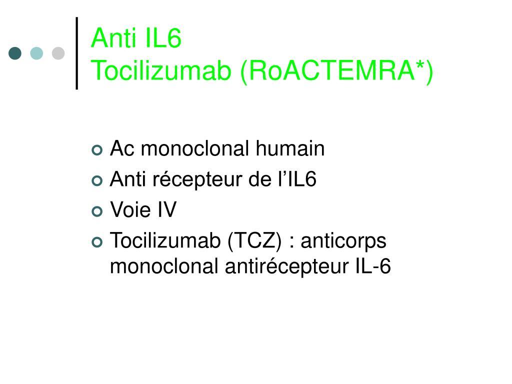 Anti IL6