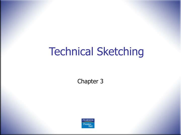 Technical sketching