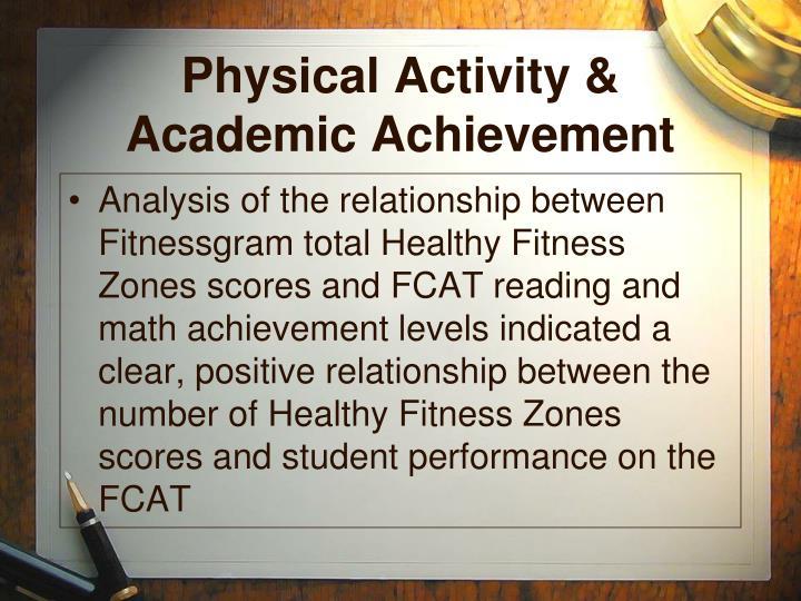 Physical Activity & Academic Achievement
