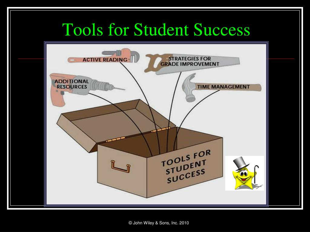 Tools for Student Success