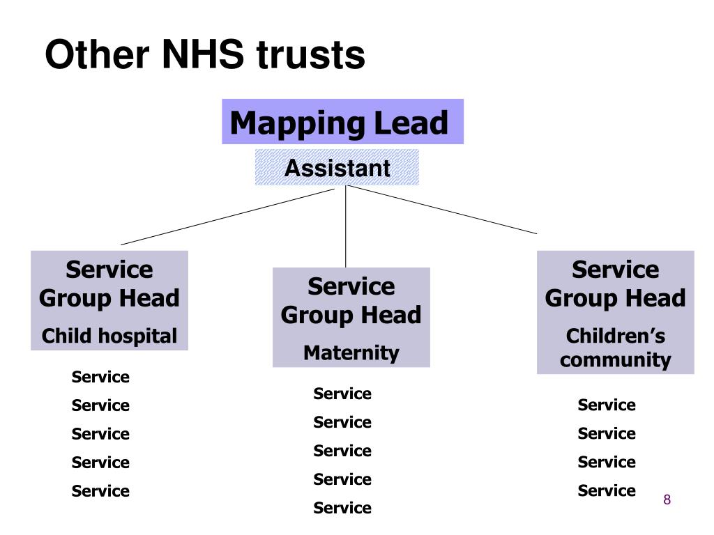 Other NHS trusts