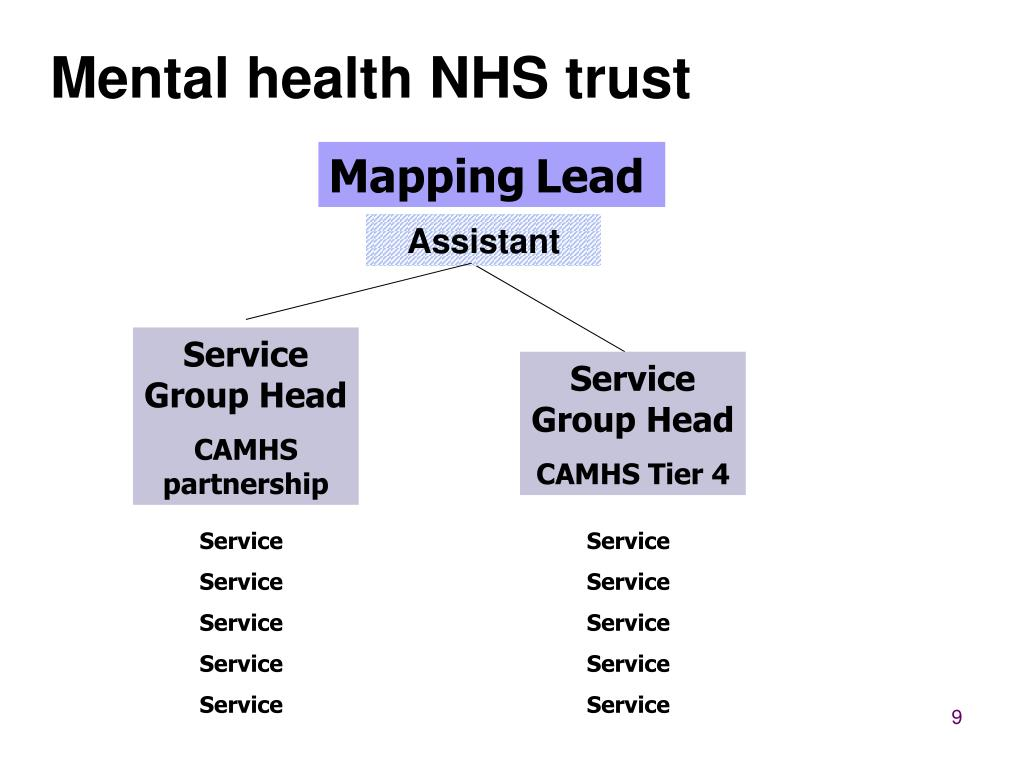 Mental health NHS trust