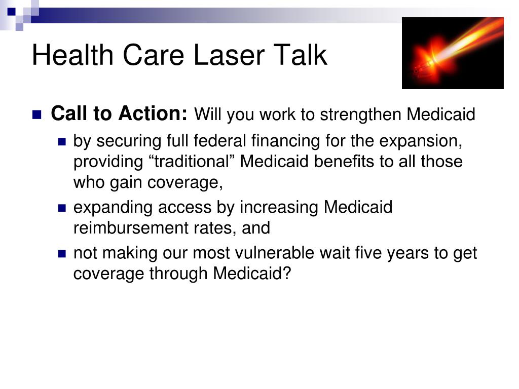 Health Care Laser Talk