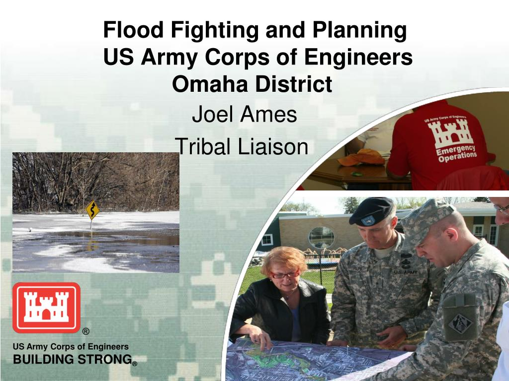 Flood Fighting and Planning