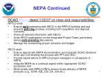 nepa continued6