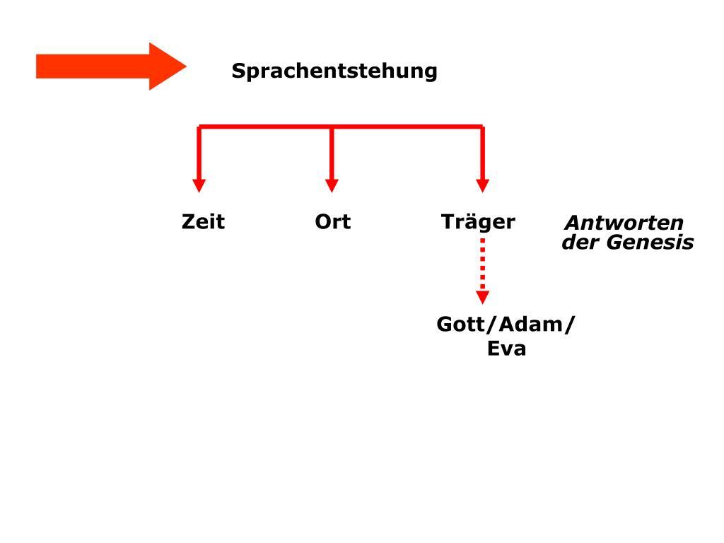 Gott/Adam/