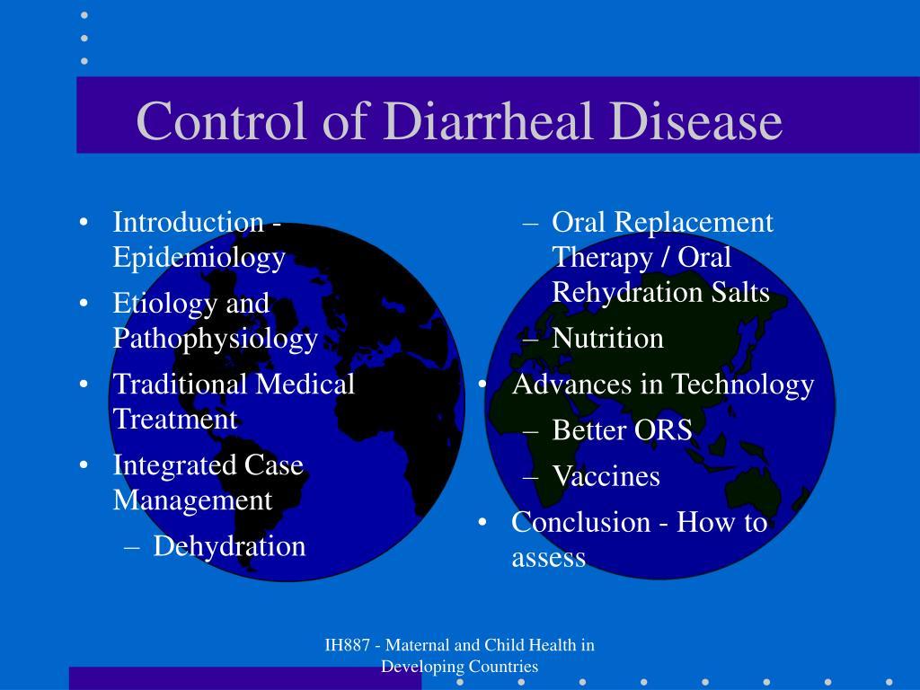 Introduction - Epidemiology