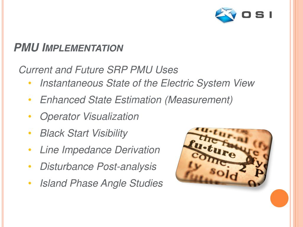 PMU Implementation