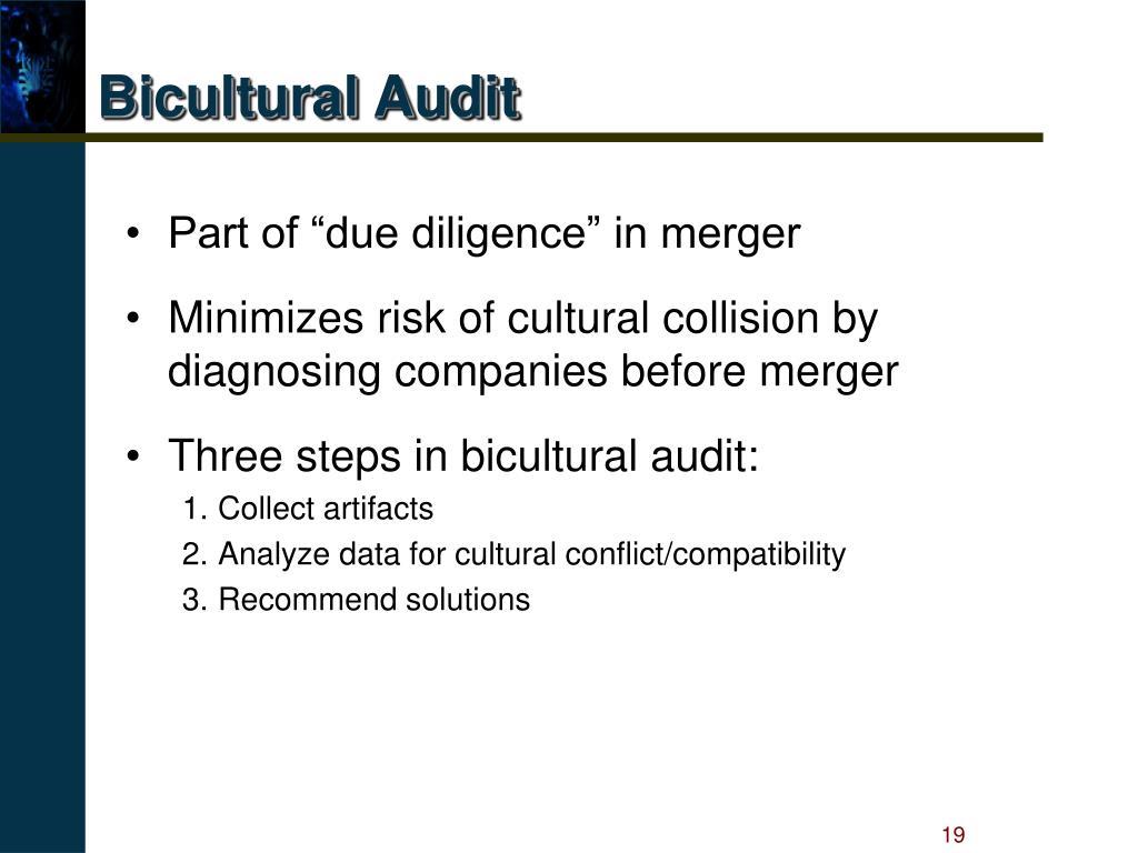 Bicultural Audit