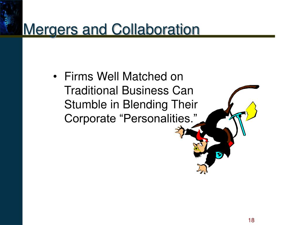 Mergers and Collaboration