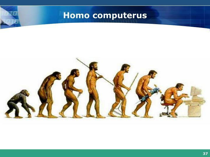 Homo computerus