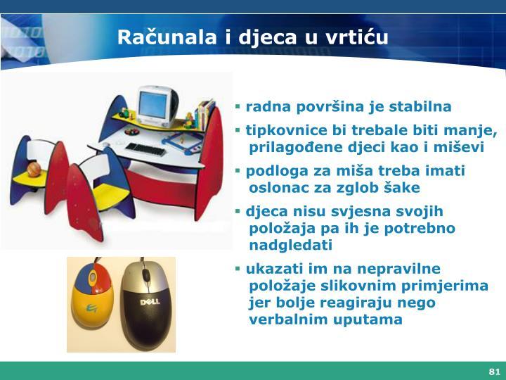 Računala i djeca u vrtiću