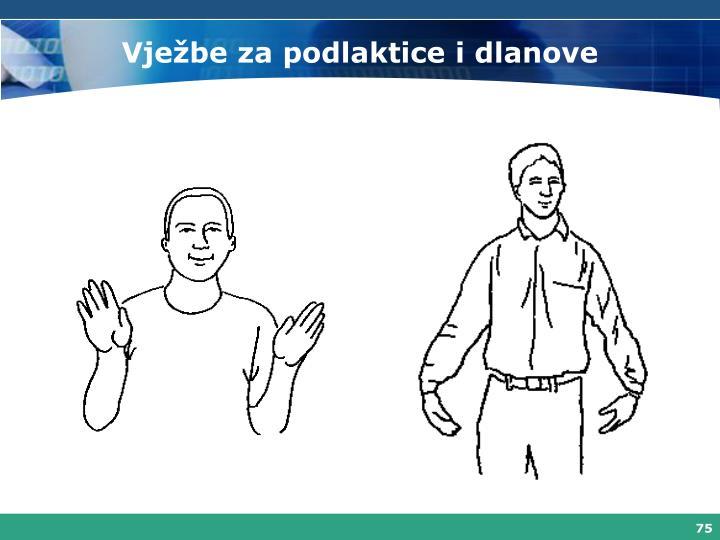 Vježbe za podlaktice i dlanove