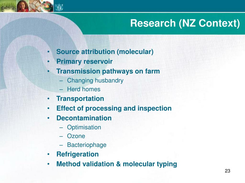 Research (NZ Context)