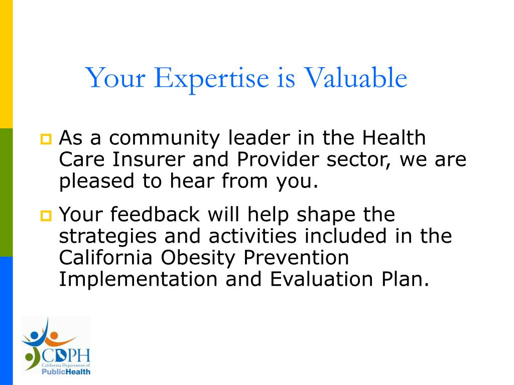 Your Expertise is Valuable
