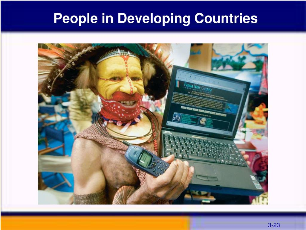 People in Developing Countries