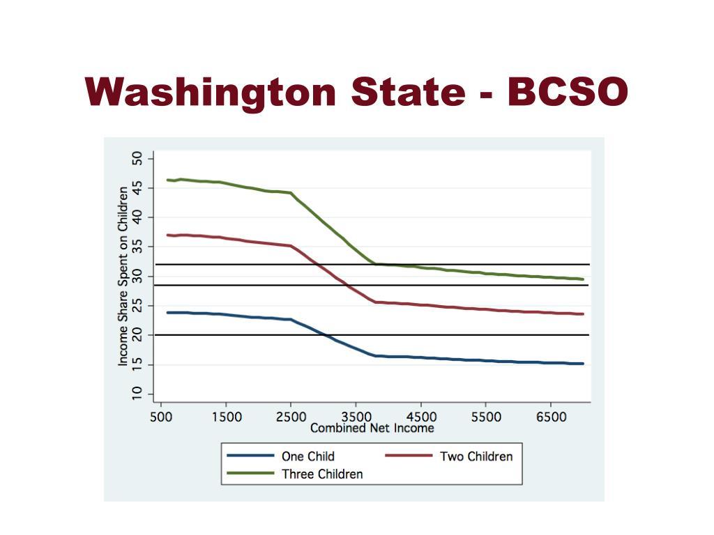 Washington State - BCSO